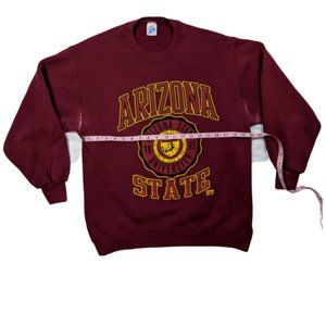 Jerzees Sweaters - Vintage Arizona State University Crewneck Sz: XL